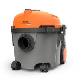 亿力吸尘器YL6218E-10升塑料桶1200W吸力22KPa真空吸尘器