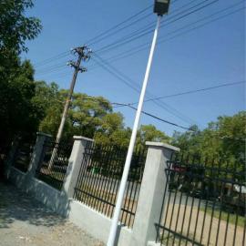 新农村建设太阳能灯6米40W户外照明太阳能路灯节能环保乡村路灯