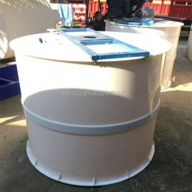 徐州定制款化工搅拌桶酸洗槽电镀槽环保产品