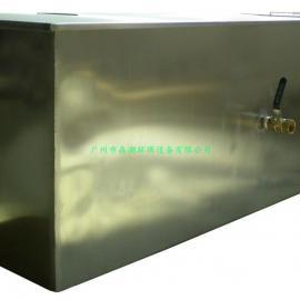 供应安徽芜湖幼儿园食堂不锈钢无动力油水分离器