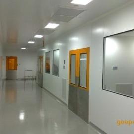 万级净化工程、洁净室、净化空气、无尘车间