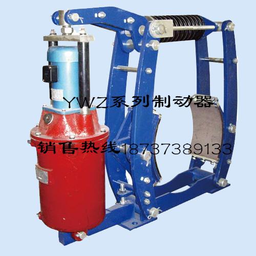 电力液压制动器哪家好 ywz-100/18制动器价格 卷扬机刹车抱闸