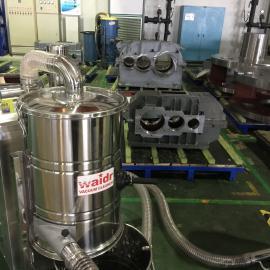 正规工业吸尘器 正规工业厂房空中吸粉末吸尘机
