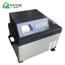 污水便携式自动等比例水质采样器