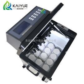 多功能等比例水质采样器 KY-8000D水质采样器