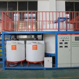 江苏瑞杉 5吨全自动 聚羧酸母液生产线 ;聚羧酸常温生产设备
