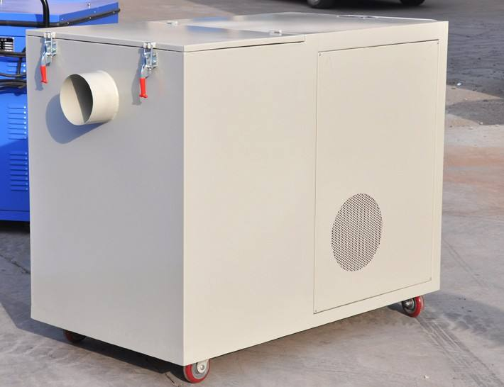 烟台厂家 定制移动式布袋除尘器