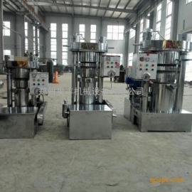 韩式快速液压榨油机 液压全自动榨油机价格 液压香油机厂家