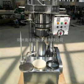 230型韩式快速液压榨油机 新型全自动芝麻榨油机