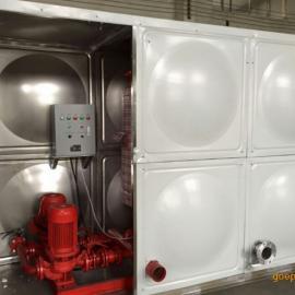 郑州消防泵站恒压变频供水设备