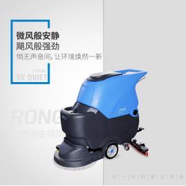 容恩全自动电瓶式洗地机R56BT