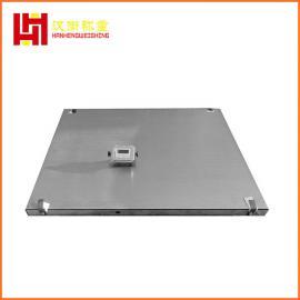 3吨不锈钢电子平台秤价格 3t不锈钢电子地磅防水传感器