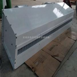 顶吹离心式电加热空气幕 工业风幕机 电风幕机 电热风幕机