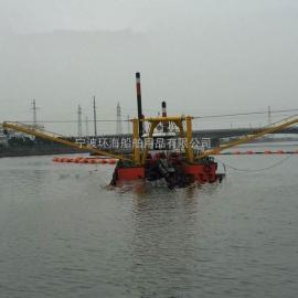 PE海上管道浮筒耐酸碱抗撞击夹管浮筒厂家