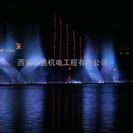 陕西音乐喷泉公司陕西音乐喷泉设计公司