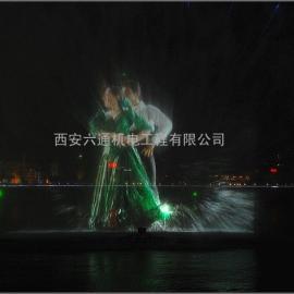 陕西喷泉公司陕西喷泉设计安装公司