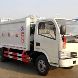东风小多利卡3吨压缩垃圾车/大多利卡5吨压缩垃圾车