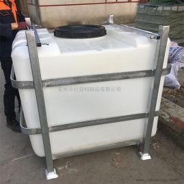 句容1吨耐酸碱化工吨桶IBC集装桶周转桶运输桶生产厂家