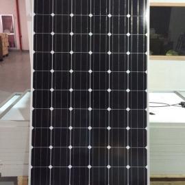 可定制高效320W单晶硅太阳能板 太阳能并网发电站专用组件
