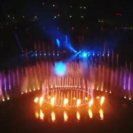 山西喷泉公司山西音乐喷泉设计施工公司