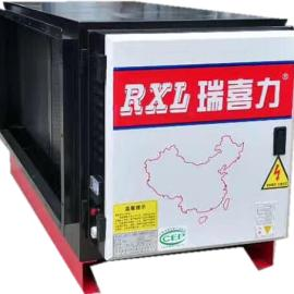 桂林商用厨房专业油烟净化器 低空直排型 全国直销