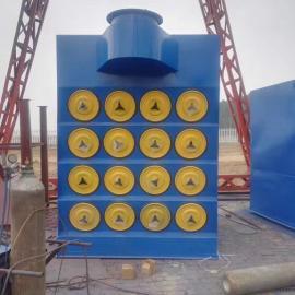 徐州打磨车间斜插式滤筒除尘器厂家造价低原因