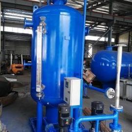 蒸汽冷凝水回收�b置工作原理