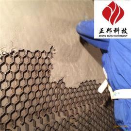 防磨胶泥 斗轮机桶体用耐磨陶瓷涂料 耐磨料
