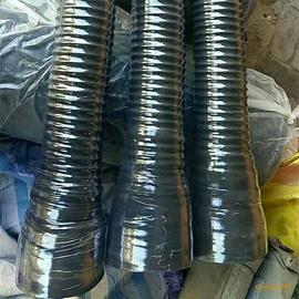 河北厂家生产橡胶伸缩管 伸缩波纹胶管 大口径耐磨伸缩胶管