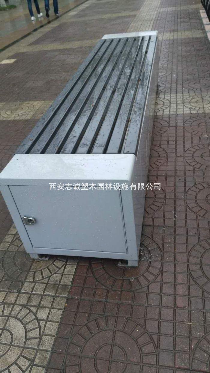成都保洁员工具箱 重庆座椅式环卫工具箱 贵阳环卫工休息椅