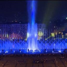 湖南景区大型音乐喷泉设计湖南景区大型音乐喷泉设计公司