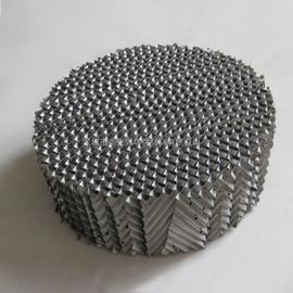 500Y不锈钢孔板波纹化工化肥炼油石油化工业通用规整填料