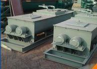 宏瑞SJ双轴粉尘加湿机系列 超细粉尘双轴粉尘加湿搅拌机工作原理