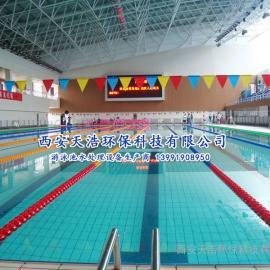 室外游泳池水处理设备|室内游泳池水处理设备