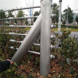 镀锌钢丝绳护栏@钢绞线护栏价格@河北缆瑞批量生产