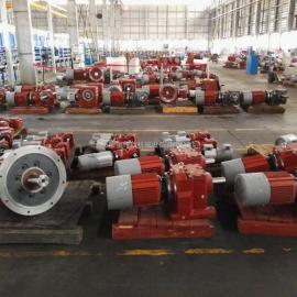 煤矿减速机 大型矿用进口减速机维修市场