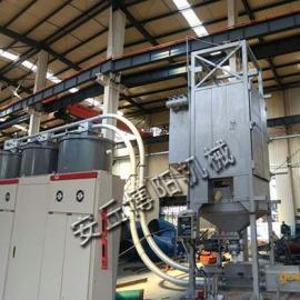 小麦自动吨袋拆包机厂家 粮食吨袋破袋机高效节能