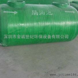 中山玻璃钢化粪池,隔油池,储罐