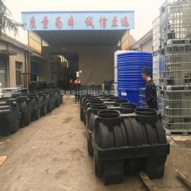 黄山1.5T一体化三格化粪池环保化粪池农村改造化粪池厂家