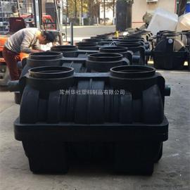 宣城1立方新农村改造三格化粪池一体化化粪池环保化粪池厂家