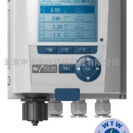 德国WTW DIQ/S282+AmmoLyt Plus电极法氨氮在线分析仪