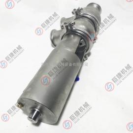 厂家直销卫生级气动换向阀 不锈钢气动换向阀 304换向阀