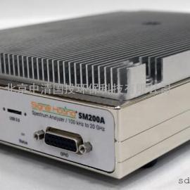 SM200A(100kHz-20GHz)实时频谱仪,无线信号监测接收机