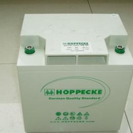 HOPPECKE松�湫铍�池SB12V38ah原�b��r