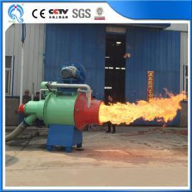 海琦工业锅炉燃烧机 砂光粉燃烧机