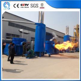 高温裂解气化生物质木粉燃烧机
