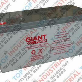 GIANT捷安特蓄电池DC-12V-200AH授权及价格