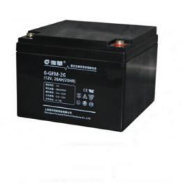 POWERSON复华蓄电池FM-26/12V26AH现货销售