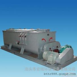 粉尘加湿机厂家 SJ双轴粉尘搅拌加湿机 加湿搅拌机系列价格好