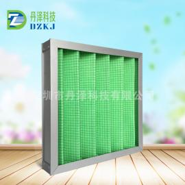 便宜的空气过滤器厂家,深圳丹泽生产各式初中高效空气过滤器